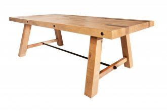 Jídelní stůl FINCA NATUR 200 CM masiv recyklovaná borovice