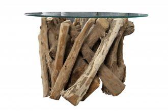 Konferenční stolek NATURE LOUNGE 50 CM masiv teak