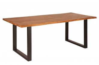 Jídelní stůl MAMMUT 160 CM masiv akácie