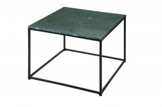 Konferenční stolek ELEMENTS NOBLES 50 CM zelený mramor