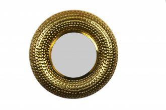 Zrcadlo ORIENT RUND 60 CM zlaté