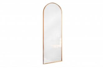 Zrcadlo polokruhové ELEGANCIA 170 CM zlaté
