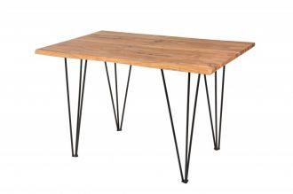 Jídelní stůl MAMMUT 120 CM masiv akácie