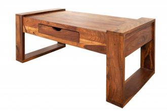 Konferenční stolek BIG MARKANT 100 CM masiv sheesham