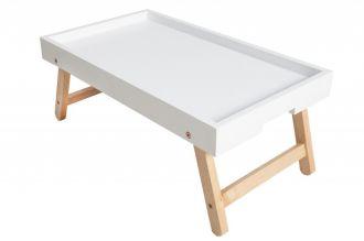 Odkládací stolek + podnos SCANDINAVIA