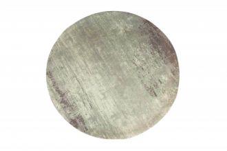 Kulatý koberec MODERN ART 150 CM zeleno-béžový