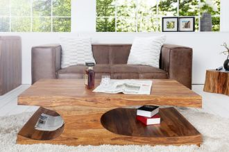 Konferenční stolek GOA 120 CM masiv sheesham