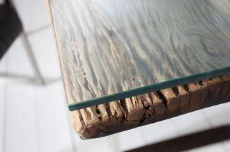 Skleněná deska pro konferenční stolky 110 CM