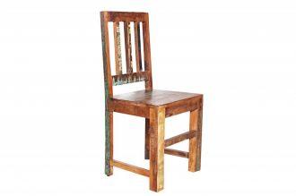 Židle JAKARTA masiv recykl
