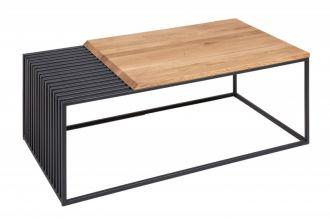 Konferenční stolek ARCHITECTURE 100 CM masiv dub