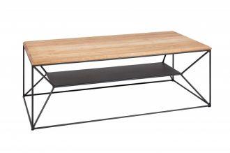 Konferenční stolek ARCHITECTURE II 110 CM masiv dub