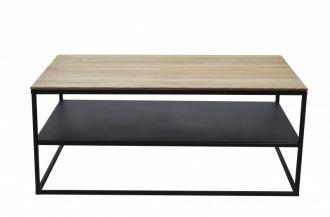 Konferenční stolek ARCHITECTURE III 95 CM masiv dub