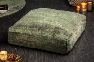 Podlahový polštář MODER ART 70 CM zelený