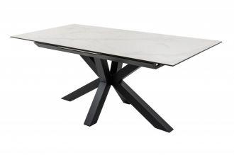 Jídelní stůl ETERNITY MRAMOR 180-225 CM keramika rozkládací