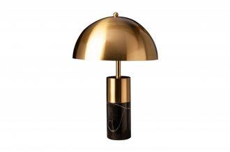 Stolní lampa BURLESQUE černá mramor