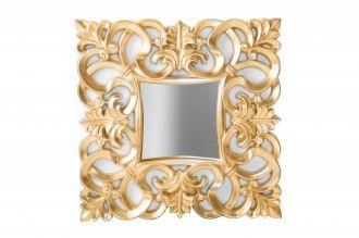Luxusní zrcadlo VENICE GOLD 75/75 CM