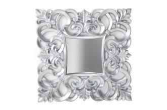 Luxusní zrcadlo VENICE SILVER 75/75 CM