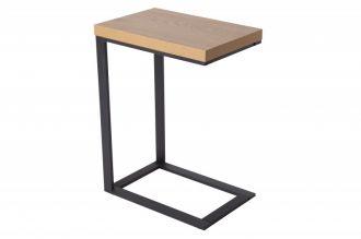 Notebook stolek LOFT 45 CM dubový vzhled