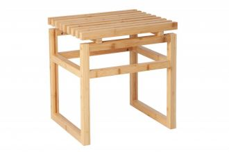 Stolička BAMBOO 40 CM bambus