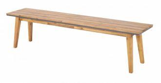 Zahradní stolová lavice BALI 180 CM masiv akácie