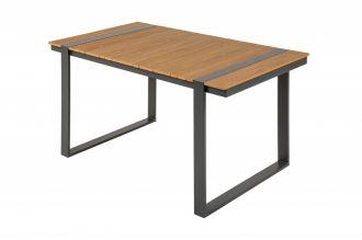 Zahradní jídelní stůl TAMPA 123 CM polywood