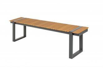Zahradní stolová lavice TAMPA 180 CM polywood