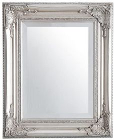 Nástěnné zrcadlo SPECULUM 55 CM stříbrné