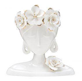 Váza FLORET II 21 CM