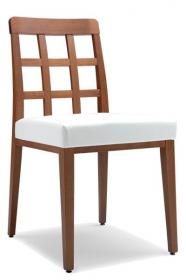 židle KARIN masiv buk