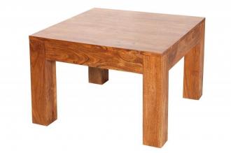 konferenční-odkládací stolek MONSOON 60-C masiv akácie