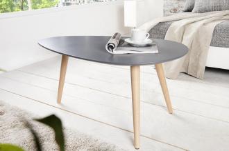 konferenční stolek SCANDINAVIA GRAPHITE 75