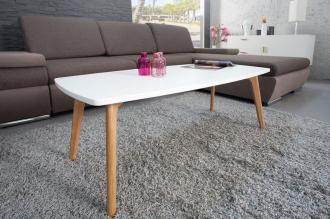 konferenční stolek SCANDINAVIA WHITE 110
