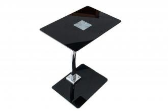odkládací stolek TABLET BLACK