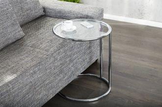 odkládací stolek ART DECO 1SILVER