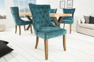 Jídelní židle CASTLE SP PETROL