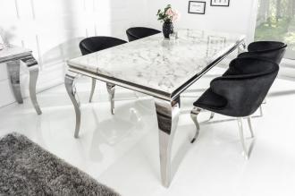 Jídelní stůl MODERN BAROCCO MRAMOR 180CM