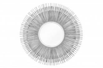 Zrcadlo SUNLIGHT SILVER 61 CM