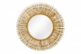 Zrcadlo SUNLIGHT GOLD 88 CM
