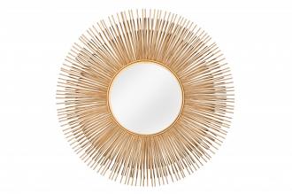 Zrcadlo SUNLIGHT GOLD 61 CM