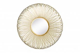 Zrcadlo INFINITY GOLD 79 CM