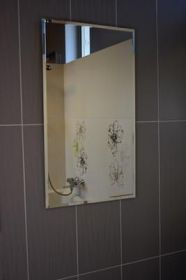zrcadlo CRYSTAL 50/40-A s fazetou