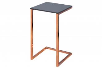odkládací stolek SIMPLY  ANTRACIT 30-S