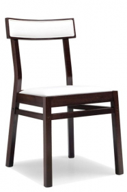 židle INFRID II masiv buk