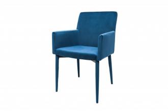 Židle MILANO královská modrá