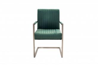 Jídelní židle BIG ASTON zelená