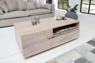 konferenční stolek WOTAN 115-B masiv dub, II. jakost