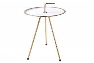 Odkládací stolek SIMPLY CLEVER 36 CM bílý