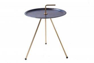 Odkládací stolek SIMPLY CLEVER 42 CM modrý