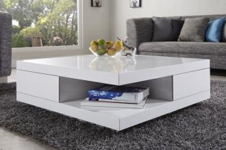 konferenční stolek FUNCTION WHITE