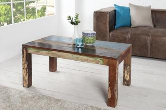 konferenční stolek JAKARTA 100-R masiv recykl
